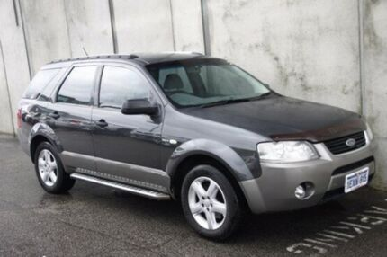 Ford Territory Ts Awd Suv Seater Cars Vans Utes