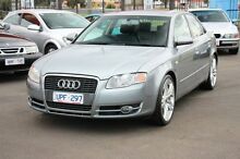 2007 Audi A4 B7 S Line Multitronic Grey 7 Speed Constant Variable Sedan Heatherton Kingston Area Preview