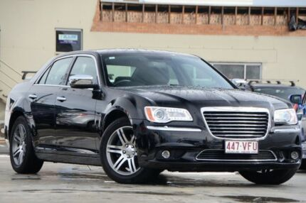 2012 Chrysler 300 MY12 Limited Black 5 Speed Automatic Sedan Tweed Heads South Tweed Heads Area Preview