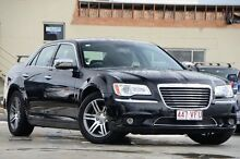 2012 Chrysler 300 MY12 Limited Black 5 Speed Sports Automatic Sedan Tweed Heads South Tweed Heads Area Preview
