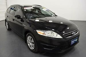 2014 Ford Mondeo MC LX PwrShift Black Sports Automatic Dual Clutch Wagon Moorabbin Kingston Area Preview