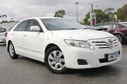 2010 Toyota Camry ACV40R MY10 Altise White 5 Speed Automatic Sedan East Rockingham Rockingham Area Preview