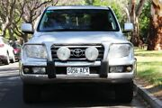 2009 Toyota Landcruiser VDJ200R VX Silver 6 Speed Sports Automatic Wagon Hawthorn Mitcham Area Preview