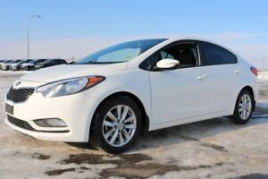 2015 Kia Forte LEATHER HEATED SEATS Accident Free,  Leather,  He