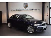 2013 13 BMW 1 SERIES 2.0 120D M SPORT 2DR 175 BHP DIESEL