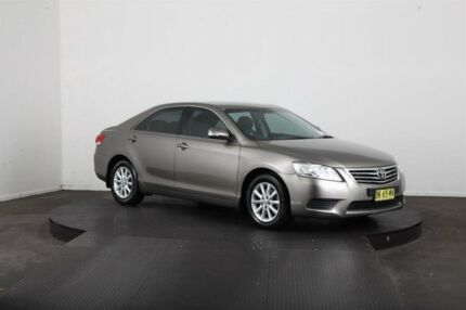 2011 Toyota Aurion GSV40R 09 Upgrade AT-X Grey 6 Speed Auto Sequential Sedan McGraths Hill Hawkesbury Area Preview