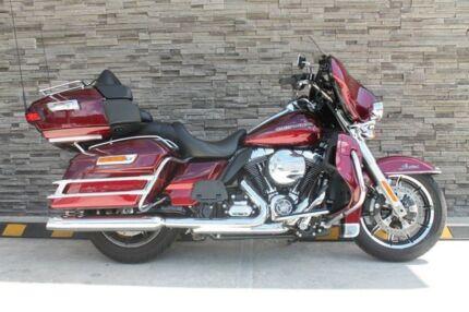2016 Harley-Davidson Ultra Limited Cruiser 1690cc Kunda Park Maroochydore Area Preview