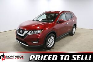 2019 Nissan Rogue AWD SV Heated Seats,  Back-up Cam,  Bluetooth,