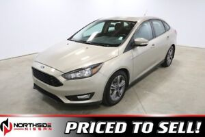 2016 Ford Focus SE Accident Free,  Heated Seats,  Back-up Cam,