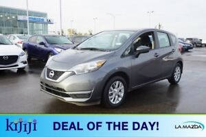 2017 Nissan Versa Note SV Accident Free,  Heated Seats,  Back-up