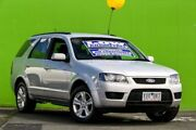 2010 Ford Territory SY Mkii TX Silver 4 Speed Sports Automatic Wagon Ringwood East Maroondah Area Preview
