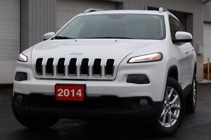 2014 Jeep Cherokee North-BLUETOOTH+SUNROOF