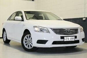 2010 Toyota Aurion White Sports Automatic Sedan Nailsworth Prospect Area Preview