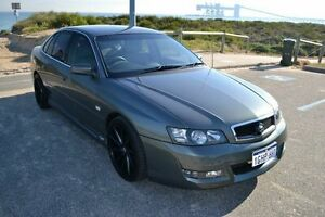 2004 Holden Special Vehicles Grange WL Grey 5 Speed Automatic Sedan East Rockingham Rockingham Area Preview