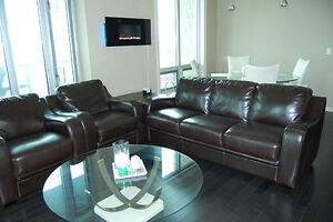LUXURY FURNISHED DOWNTOWN CONDO - 2 BED / 2 BATH - Only $1700
