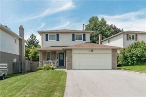 GREAT PRICE!!! 3BED 3BATH  DETACHED HOME IN OSHAWA!!!!!!!!