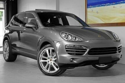 2010 Porsche Cayenne  Grey Auto Seq Sportshift Wagon Artarmon Willoughby Area Preview