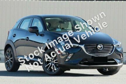 2017 Mazda CX-3 DK2W76 Akari SKYACTIV-MT Blue 6 Speed Manual Wagon Maryville Newcastle Area Preview