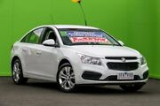 2015 Holden Cruze JH Series II MY15 Equipe White 6 Speed Sports Automatic Sedan Ringwood East Maroondah Area Preview