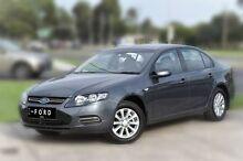 2014 Ford Falcon FG MkII XT EcoLPi Grey 6 Speed Sports Automatic Sedan Berwick Casey Area Preview