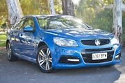 2015 Holden Commodore VF MY15 SV6 Blue 6 Speed Sports Automatic Sedan Valley View Salisbury Area Preview