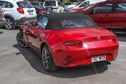 2016 Mazda MX-5 ND GT SKYACTIV-MT SOUL RED/SPORTS 6 Speed Manual Roadster Aspley Brisbane North East Preview
