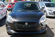 2017 Suzuki Swift AZ GL Navigator Black 1 Speed Constant Variable Hatchback Mill Park Whittlesea Area Preview