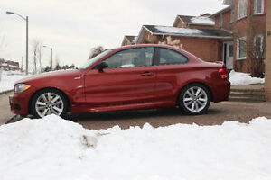 2008 BMW 1-Series 135i M Sport Coupe (2 door)