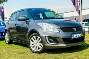 2016 Suzuki Swift FZ MY15 GL 4 Speed Automatic Hatchback