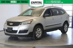 2016 Chevrolet Traverse LS AWD 3RD Row Seating