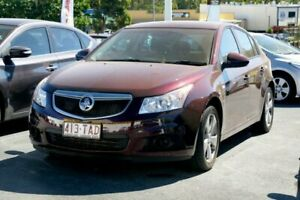 2013 Holden Cruze JH Series II MY13 CD Purple 6 Speed Sports Automatic Hatchback Underwood Logan Area Preview