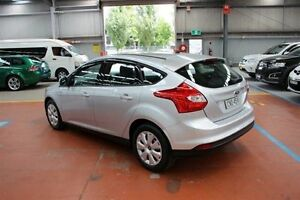 2013 Ford Focus LW MKII Ambiente Silver 5 Speed Manual Hatchback Maryville Newcastle Area Preview