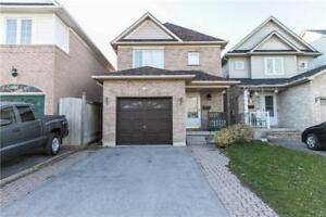 Beautiful Detached home in Oshawa for rent