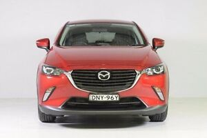 2015 Mazda CX-3 DK2W7A Maxx SKYACTIV-Drive Red 6 Speed Sports Automatic Wagon Wadalba Wyong Area Preview