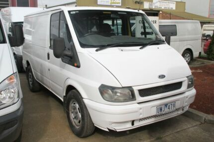 2006 Ford Transit SWB AUTOMATIC 4 Speed Automatic Van Carrum Downs Frankston Area Preview