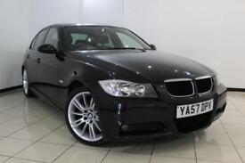 2008 57 BMW 3 SERIES 2.0 320I M SPORT 4DR 168 BHP
