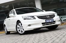2013 Honda Accord  White Sports Automatic Sedan St James Victoria Park Area Preview