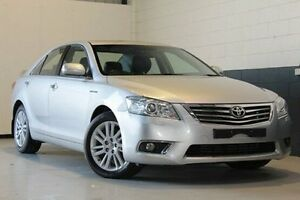 2010 Toyota Aurion Silver Sports Automatic Sedan Hillcrest Port Adelaide Area Preview