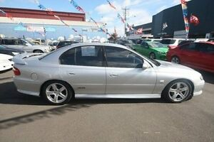 2001 Holden Commodore VX SS Silver 4 Speed Automatic Sedan Kingsville Maribyrnong Area Preview