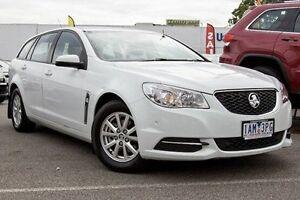 2014 Holden Commodore VF MY14 Evoke Sportwagon White 6 Speed Sports Automatic Wagon Dandenong Greater Dandenong Preview