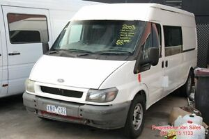 2003 Ford Transit 5 Speed Manual Van Carrum Downs Frankston Area Preview
