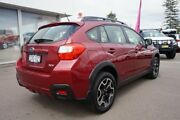 2015 Subaru XV G4X MY14 2.0i AWD Burgundy 6 Speed Manual Wagon Cardiff Lake Macquarie Area Preview