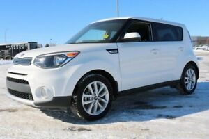 2017 Kia Soul EX Accident Free,  Heated Seats,  Back-up Cam,  Bl