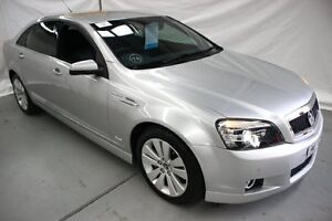 2007 Holden Caprice WM Silver 6 Speed Sports Automatic Sedan Maryville Newcastle Area Preview