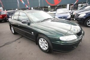 2002 Holden Commodore VX II Executive Green 4 Speed Automatic Sedan Kingsville Maribyrnong Area Preview