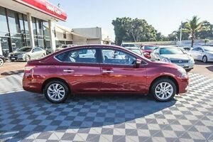 2014 Nissan Pulsar C12 ST Red 1 Speed Constant Variable Hatchback Alfred Cove Melville Area Preview