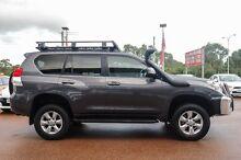 2012 Toyota Landcruiser Prado KDJ150R GXL Graphite 5 Speed Sports Automatic Wagon Wangara Wanneroo Area Preview
