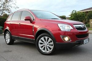 2014 Holden Captiva Red Sports Automatic Wagon Adelaide CBD Adelaide City Preview