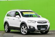 2011 Holden Captiva CG Series II 7 AWD LX White 6 Speed Sports Automatic Wagon Ringwood East Maroondah Area Preview