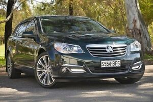 2015 Holden Calais VF MY15 V Sportwagon Green 6 Speed Sports Automatic Wagon Valley View Salisbury Area Preview